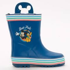 DISNEY - Bota De Agua Niño Mickey Azul