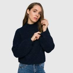 Sybilla - Sweater Cuello