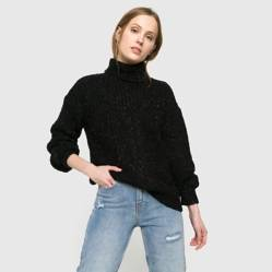 Basement - Sweater Trenzado Mujer
