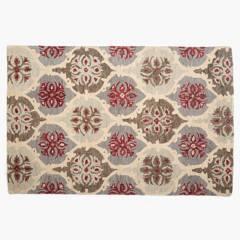 BASEMENT HOME - Alfombra floral wiston 160x230