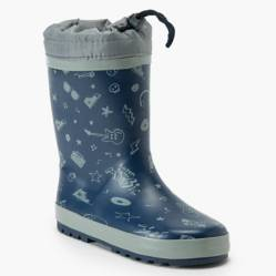 Yamp - Bota de Lluvia Niño Azul Bo Rain3 Az