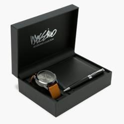 Mossimo - Set Reloj Hombre SETMOSSH01AI20