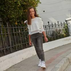 ELEVEN - Jeans Skinny Niña