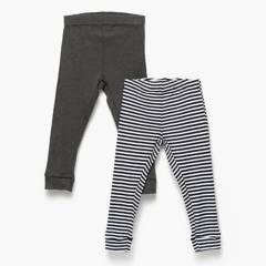 YAMP - Pantalón Pack De 2 Unidades Algodón Bebé Niño
