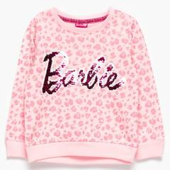 Barbie - Polerón Barbie Niña