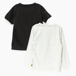 Dc Originals - Pack 2 Poleras Niño Batman