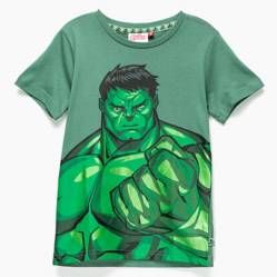Avengers - Polera Niño Algodón Avengers