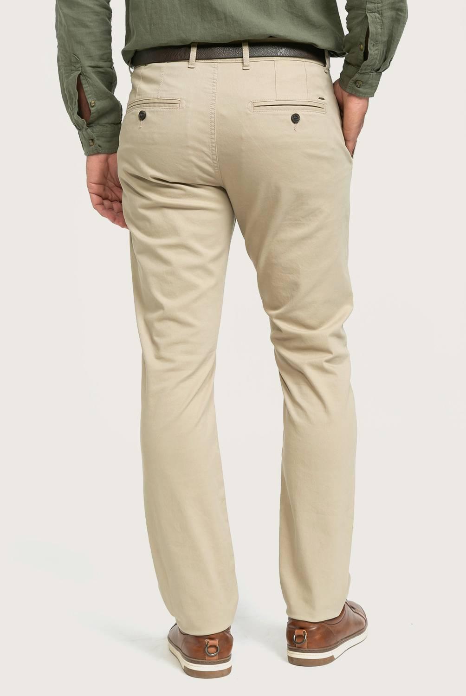 BASEMENT - Pantalón Con Cinturón
