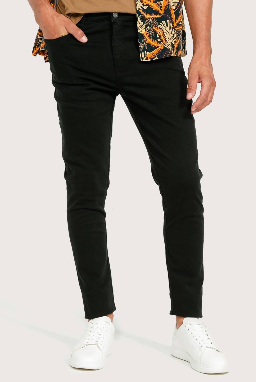 BASEMENT - Pantalón 5 Bolsillos Hombre
