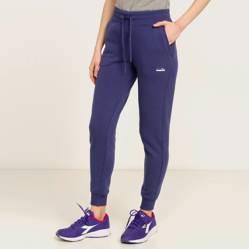 Diadora - Pantalón de buzo Todo deporte Mujer PA.W.JOGMES.S21
