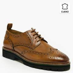 LA MARTINA - Zapato Casual Hombre Café