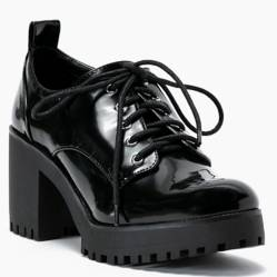 Basement - Zapato Formal Mujer Negro