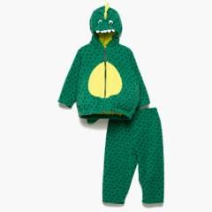 Yamp - Disfraz Dinosaurio Verde