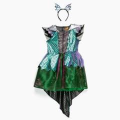 YAMP - Disfraz Lady Dragón