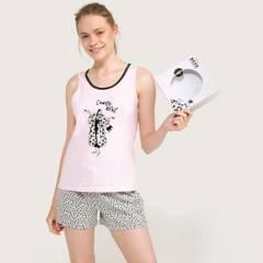 Disney - Pijama mujer en caja de regalo