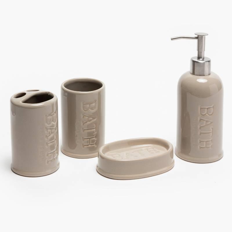Mica - Set Accesorios Set Bath G