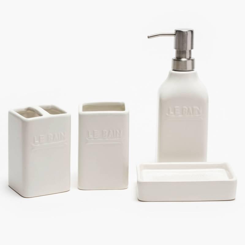 Mica - Set Accesorios Set Bathb