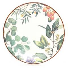 MICA - Plato Ensalada 20Cm Fruits