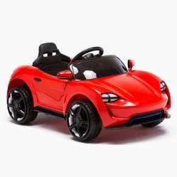 Scoop - Auto a bateria 6V Rojo