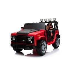 Scoop - Auto Todo Terreno a Batería Rojo