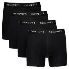 NEWPORT - Pack de 4 Boxers