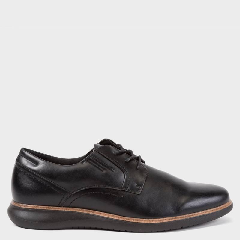 BASEMENT - Zapato Formal Hombre Negro