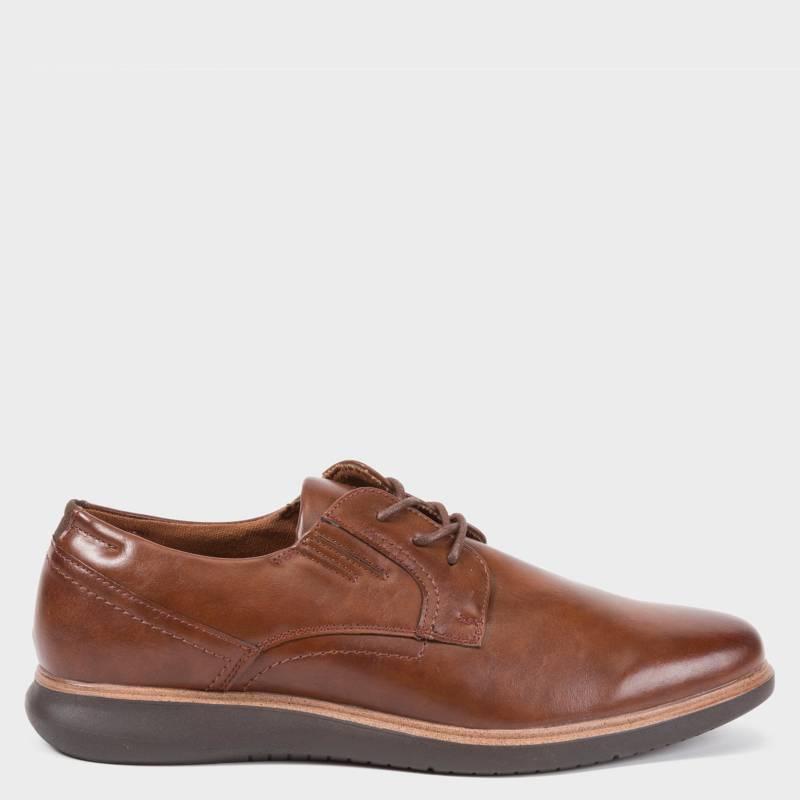 BASEMENT - Zapato Formal Hombre Camel