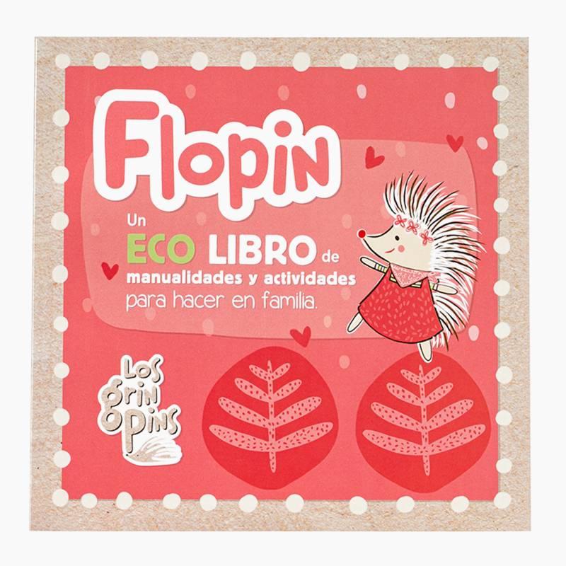 GRINPINS - Libro Flopin