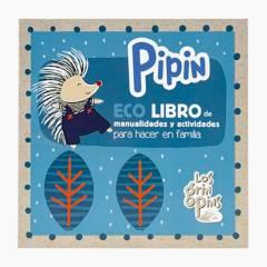 GRINPINS - Libro Pipin