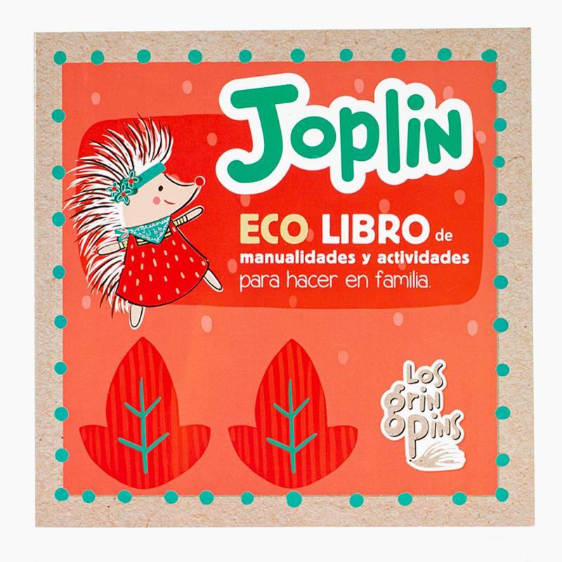 GRINPINS - Libro Joplin