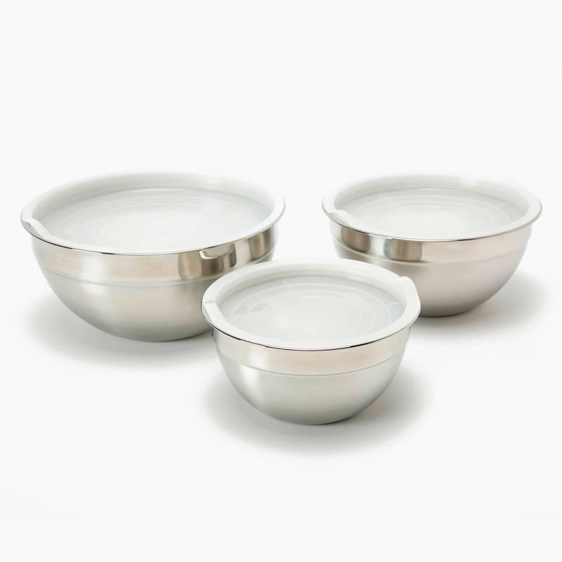 MICA - Set x3 Bowls 20 cm /24 cm/ 28 cm