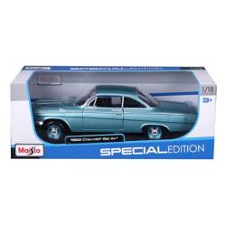 Maisto - Auto Colección 1:18 1962 Chevrolet Bel Air