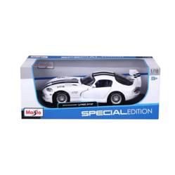 Maisto - Auto Colección 1:18 Dodge Viper Gt2