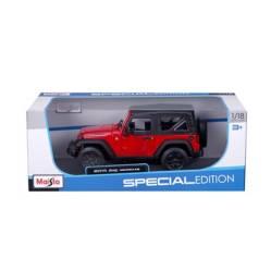 Maisto - Auto Colección 1:18 2014 Jeep Wrangler