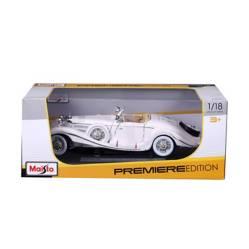 Maisto - Auto Colección 1:18 1936 M-B 500