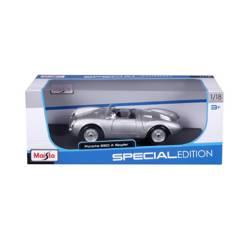 Maisto - Auto Colección 1:18 Porsche 550A Spyder