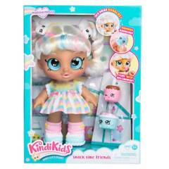 KINDI TOYS - KindiKids Snack Time Friends Marsha Mello