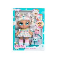 KINDI TOYS - Muñeca Kindi Kids Marsha Mello