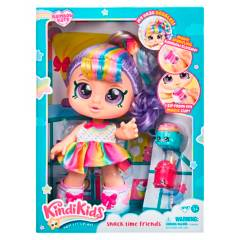 KINDI TOYS - KindiKids Snack Time Friends Rainbow Kate
