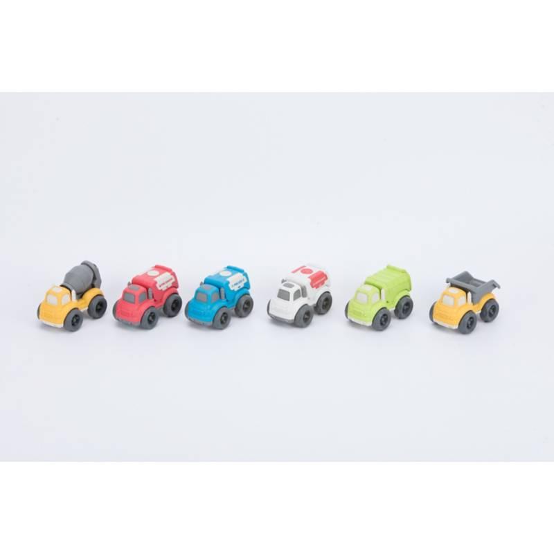 RETOY - Pack 6 Camiones Pequenos