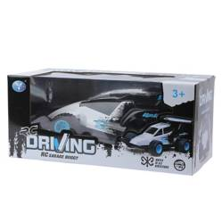Yidafeng - RC BUGGY BLANCO CON NEGRO 1:14 SIN PILAS