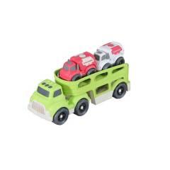 RETOY - Set Camion Transportador con 2 camiones