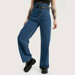 Americanino - Jeans Wide Leg Mujer