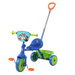 Paw Patrol - Triciclo Clasico con Mango Paw Patrol Boy