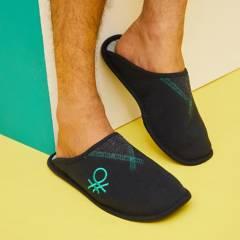 Benetton - Pantuflas Hombre