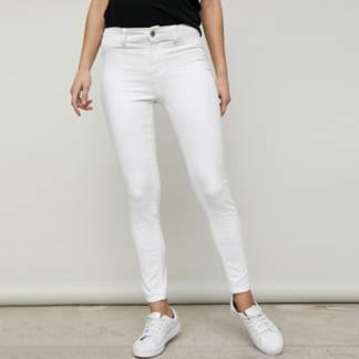 UNIVERSITY CLUB - Jeans maternal Skinny elástico lateral
