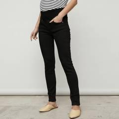 University Club - Jeans Maternal Pretina
