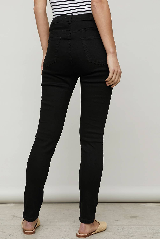 UNIVERSITY CLUB - Jeans Maternal Pretina Baja