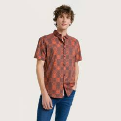 Americanino - Camisa Manga Corta Hombre