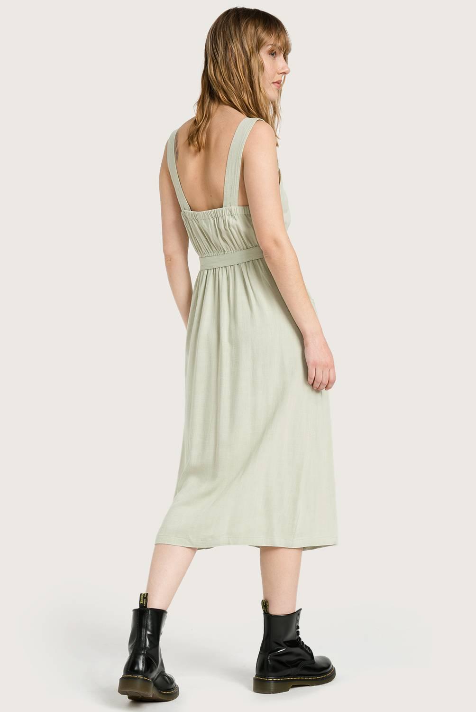 Americanino - Vestido Lino Mujer